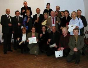 Absolwenci Pierwszego Szkolenia IAAP