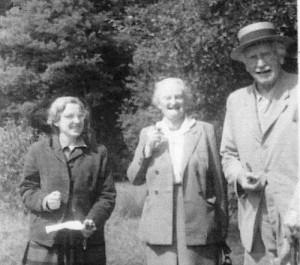 Von Franz, Barbara Hannah i C. G. Jung
